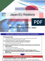 Japan - EU Relaions