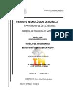 Microconstituyentes Diagramas de Equilibrio David Rosales