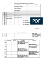 2008 Scheme Mba 2010 Time Table