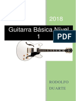 Apostila Guitar Básico