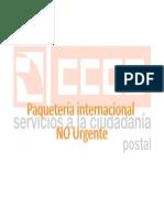 13 Curso Correos Paquetería Internacional.pdf