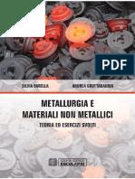 Metallurgia e Materiali Non Metallici