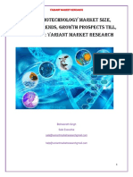 Global Biotechnology Market