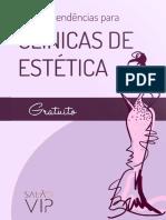 4 Tendencia Para Clinicas de Estetica