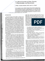 6 Design of Beam-Columns in Steel Frames I Philosophies and Procedures