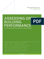 Assessing Green Building Performance