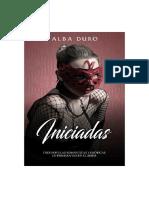 Alba Duro - Iniciadas