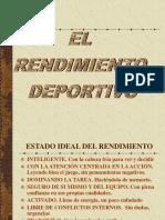 RENDIMIENTO DEL EQUIPO.ppt