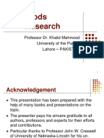 Khalid Mixed Methods Research Workshop