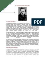 O pensamento de Nietzsche.doc