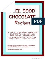 Feel Good Chocolate Recipes by Annie Grace