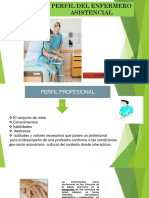 Perfil Del Enfermero Asistencial