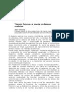 Adorno 1