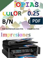 Copias Color 0