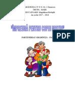 0 Parteneriat Gradinita Familie