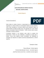 Professor Vinicius Miguel concede entrevista à Associação Brasileira de Ciência Política