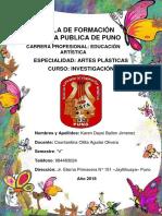Escuela de Formación Artística Publica de Puno