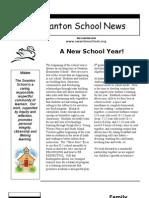 Swanton School News 9.20.10