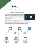 Sistema Automático de llenado