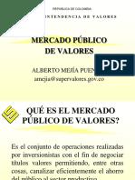 Mejía Mercado Público de Valores.ppt