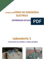 Laboratorio de Ingenieria Electrica