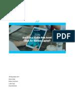 2017 ICO Report