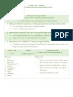 lesson plan - letter u-2