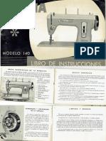 Manual Uso Sigma 140
