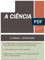 A-ciência
