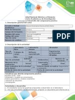 Guía para el desarrollo del componente práctico - Tareas 6 y 7