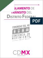 Reglamento de Transito DF CVMX