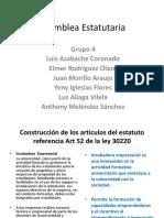 Asamblea Estatutaria grupo 4.pptx