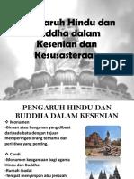 Pengaruh Agama Hindu Dan Buddha Dalam Kerajaan Awal