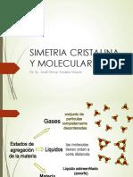 Introducción Cristales y Simetría