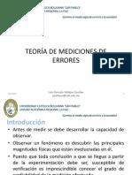 Teoria de Mediciones de Errores (1)