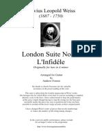 London Suite 23 Infidel