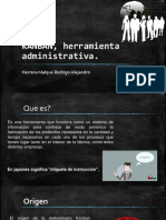 KANBAN, herramienta administrativa
