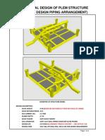 Conceptual Design of Plem Structure Labuhan Deli