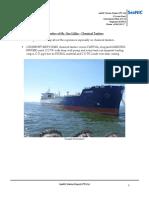 Chemical Tanker Expertise