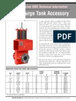 Surge Tank Accessory