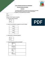 cuestionario modificado