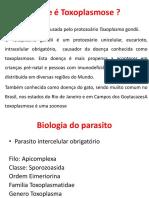 O que é Toxoplasmose.pptx