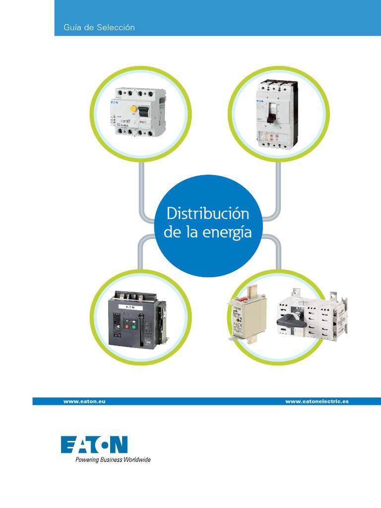 2P EATON  242881 20A curva C magnetotérmico PLS6-C20//2-MW Int