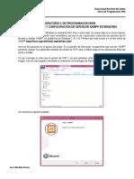 Laboratorio - 1- Instalacion y Configuracion XAMPP Windows