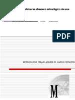 Metodología Para Elaborar El Marco Estratégico de Una Empresa • GestioPolis