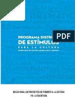 Becas Para Los Proyectos de Fomento a Lectura y o Escritura Practicas Sociales Desde El Arte y La Cultura- Scrd.docx2