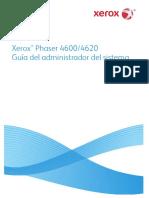 Configurarcion de servicios de impresion Xerox