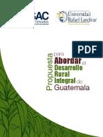Propuesta de Desarrollo Rural Usac-url