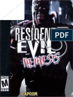 Resident Evil 3 Nemesis Windows 0gfx Manual