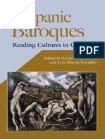 Nicholas Spadaccini, Luis Martin-Estudillo-Hispanic Baroques_ Reading Cultures in Context (Hispanic Issues)-Vanderbilt University Press (2005)